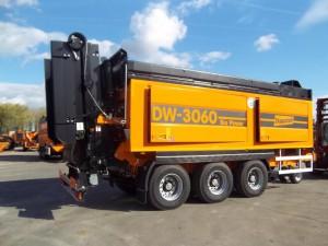 Broyeur Doppstadt Biopower DW 3060